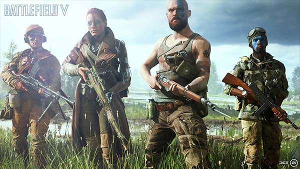 EA Announces Battlefield V For Xbox One, PlayStation 4 and PC