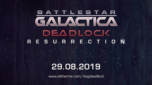 Battlestar Galactica Deadlock 'Resurrection' DLC Launches