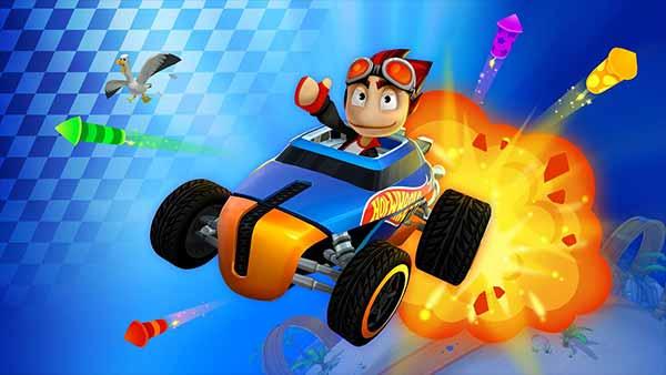 Vector Unit's 'Beach Buggy Racing 2: Hot Wheels Edition' races onto Xbox