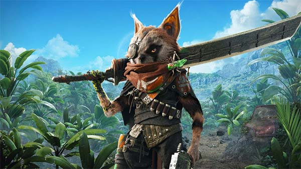 BIOMUTANT is available today for Xbox, PlayStation and Windows PC