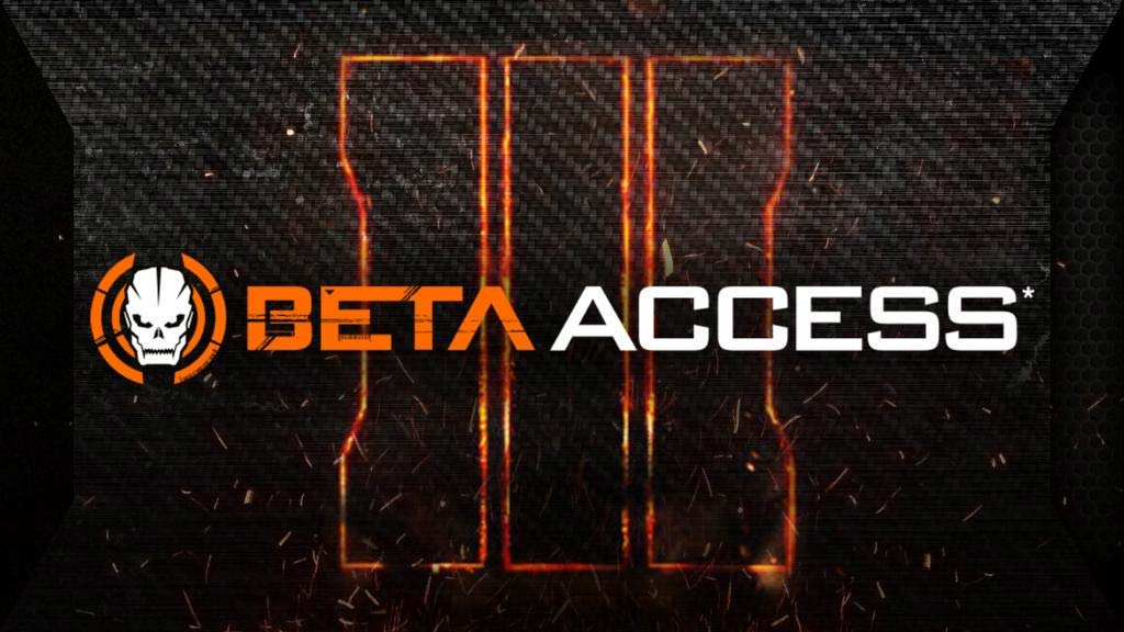 Black Ops 3 Beta Access