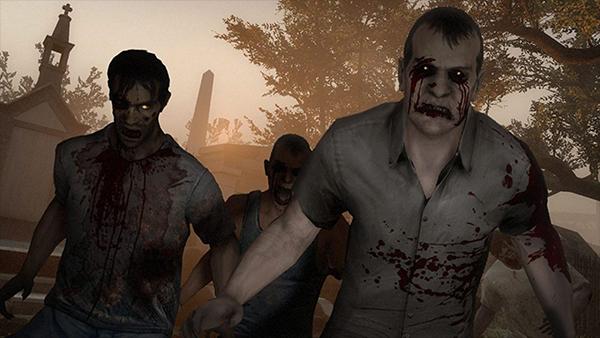 Back 4 Blood Zombies Co-op