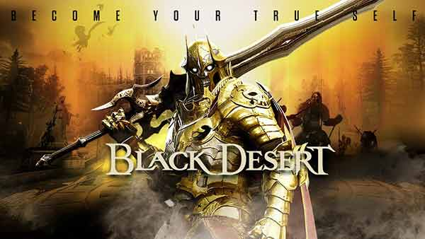 Black Desert Available Now For Xbox One