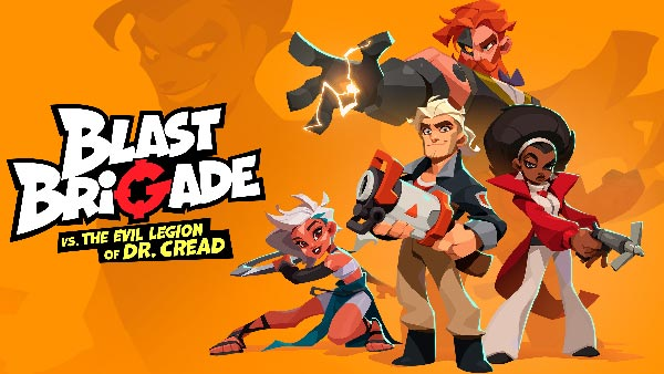 Blast Brigade comes to Xbox One, Xbox Series X|S, PS4 and PS5, and Switch early next year!