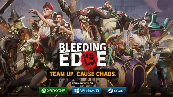 Bleeding Edge launches for Xbox One and Windows 10 with Xbox Play Anywhere today