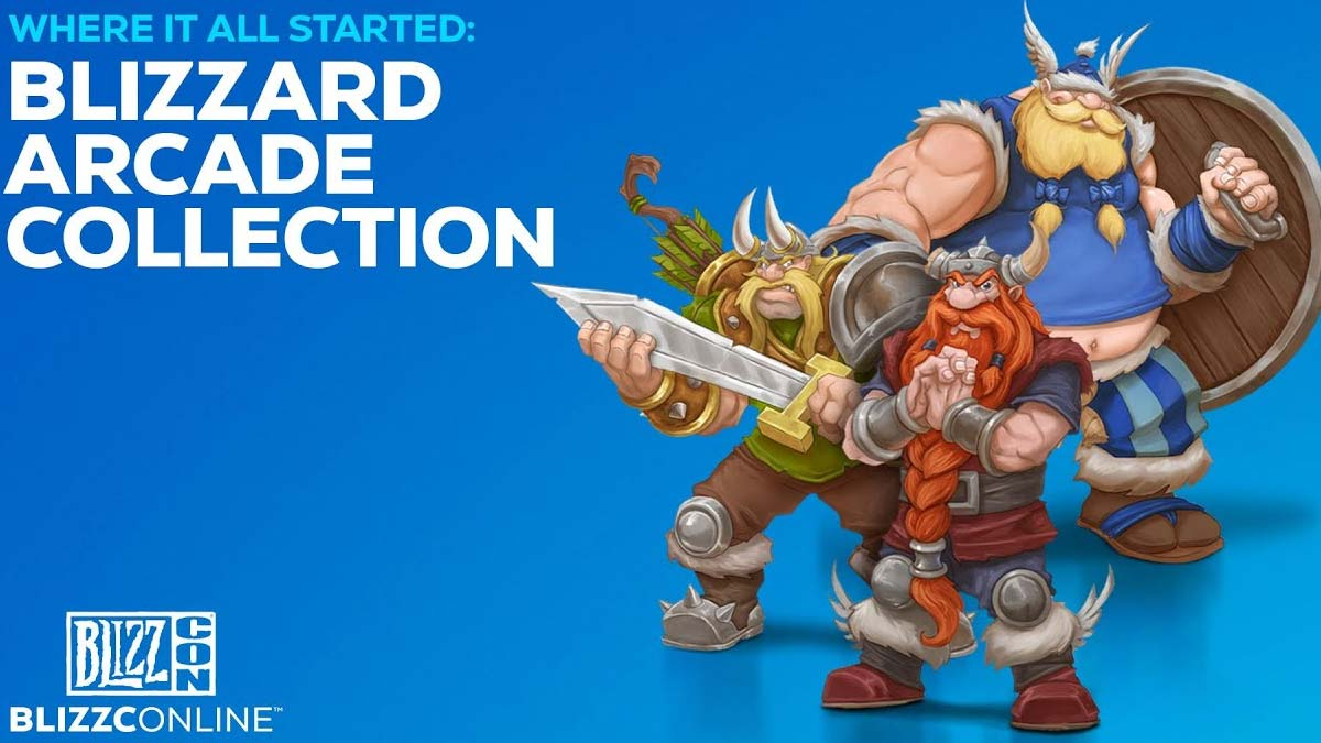 The Blizzard Arcade Collection