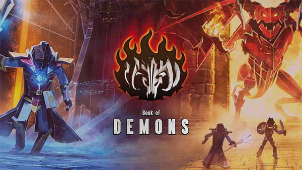 Book Of Demons is Out Now For Xbox One