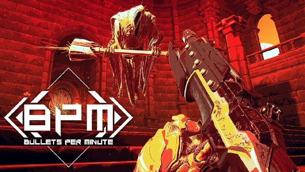 Retro-Inspired Rhythm FPS 'BPM: Bullets Per Minute' Coming to Xbox One & PS4 on October 5th