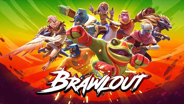 Brawlout Xbox One Digital Pre-order Available Now