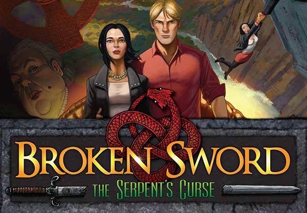 Broken Sword 5 the Serpent's Curse (Xbox One)