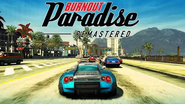 Burnout Paradise Remastered Now Available For Digital Pre-order And Pre-download On Xbox One