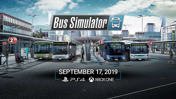 Bus Simulator Xbox One Digital Pre-order And Pre-download Is Available Now