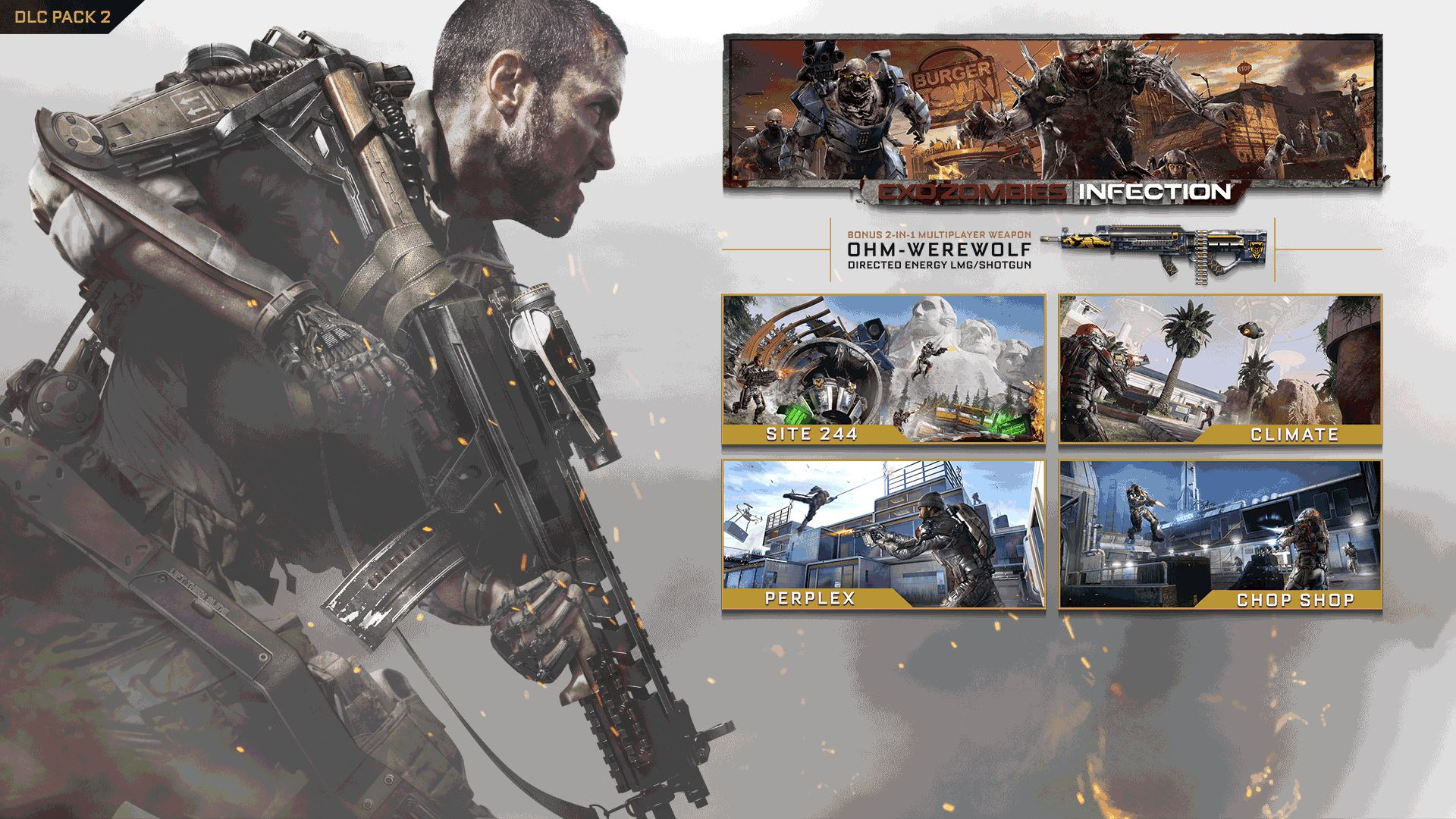Call of Duty Advanced Warfare Ascendance DLC