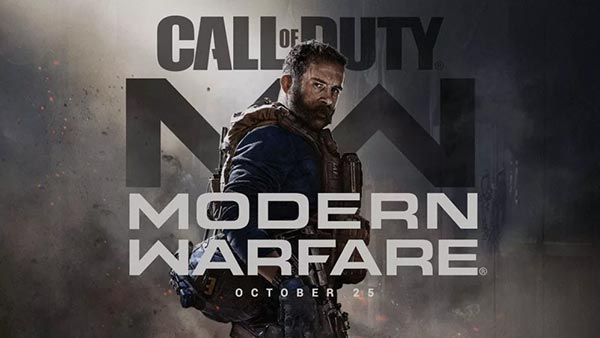 Call of Duty Moden Warfare
