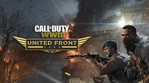 Call of Duty WWII's United Front DLC Out Now on PS4, launches next month on Xbox One and PC