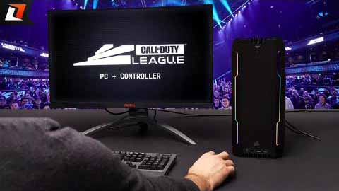 Call of Duty Leaves Console Behind