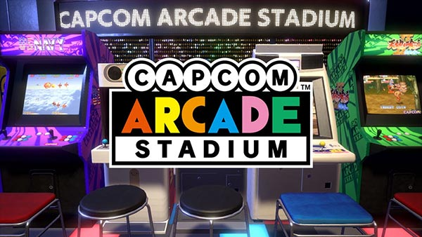 Capcom's Arcade Stadium Packs now available to pre-purchase for Xbox One and Xbox Series
