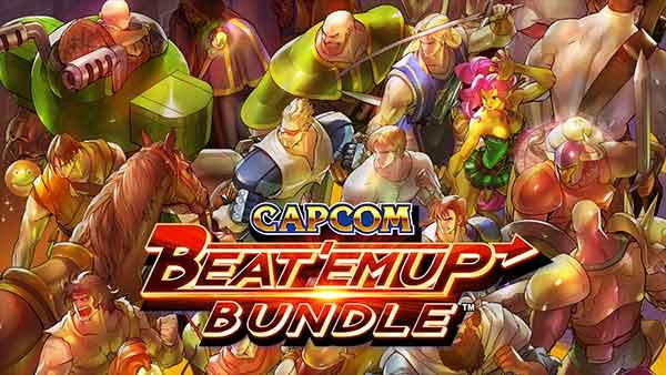 Capcom Beat 'Em Up Bundle Brings Side-Scrolling Classics Home This September