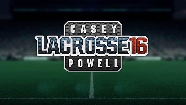 Casey Powell Lacrosse 16 Xbox One, PS4, PC