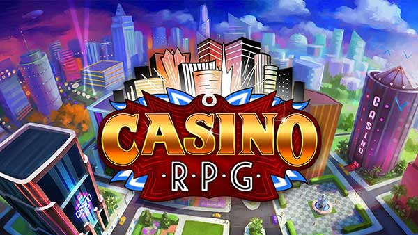 CasinoRPG - Free Casino MMORPG