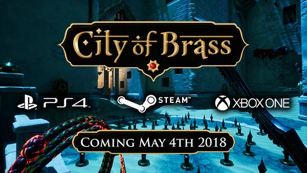 City Of Brass Digital Pre-order Now Available On Xbox One