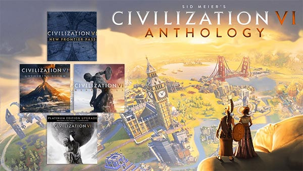Sid Meier's Civilization VI Anthology is available today for Xbox One and Xbox Series X|S