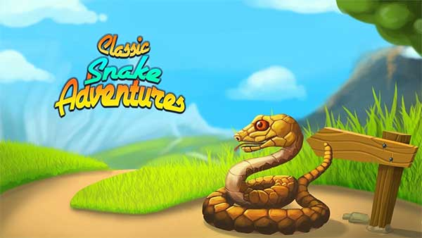 Classic Snake Adventures