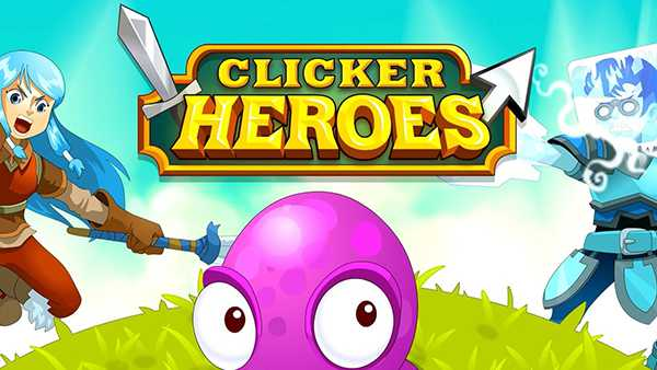 Clicker Heroes Is Out Now For Xbox One