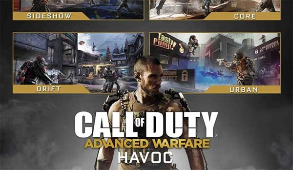 Call of Duty Advanced Warfare Havoc DLC