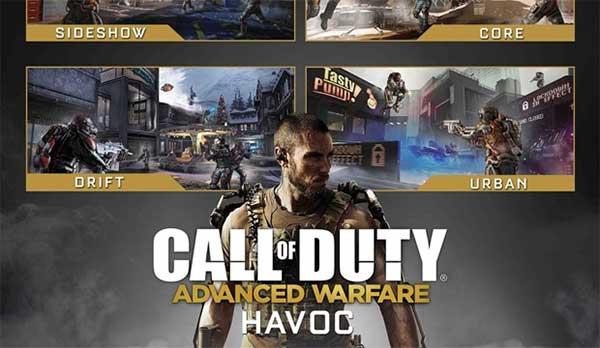 Call of Duty Advanced Warfare Havoc DLC