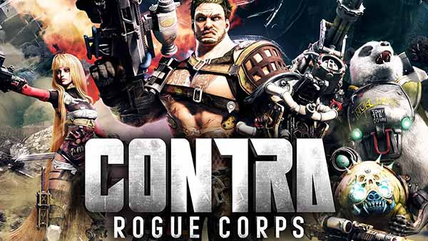 CONTRA: ROGUE CORPS Xbox Season Pass And Digital Pre-order Is Now Available On Xbox One