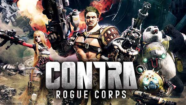 CONTRA ROGUE CORPS (2019)