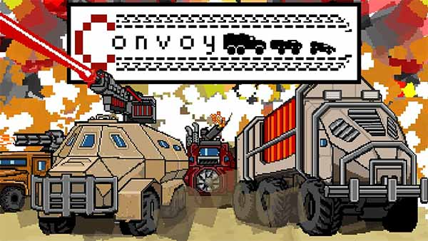 Convoy: A Tactical Roguelike Xbox One digital pre-order