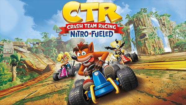 Crash Team Racing Nitro-Fueled Xbox Digital Pre-order and Pre-download Available Now