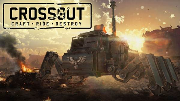 Post-apocalyptic MMO Action Game 'Crossout' Is Now Available For Free On Xbox One