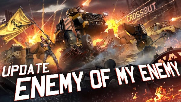 """Crossout's """"Enemy of My Enemy"""" major content update released"""