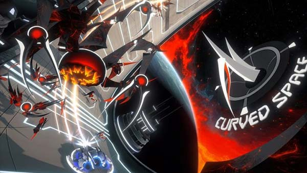 Cosmic shooter Curved Space blasts off on Xbox One, Xbox X/S, PS4, PS5, Nintendo Switch and PC in 2021