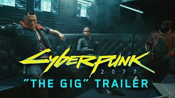 Cyberpunk 2077's Brand New Trailer Revealed!