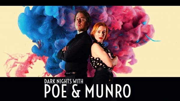 Dark Nights with Poe and Munro FMV Indie Game Launches May 4th on Consoles