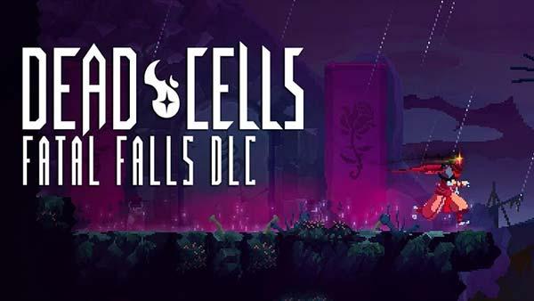 Dead Cells Fatal Falls DLC