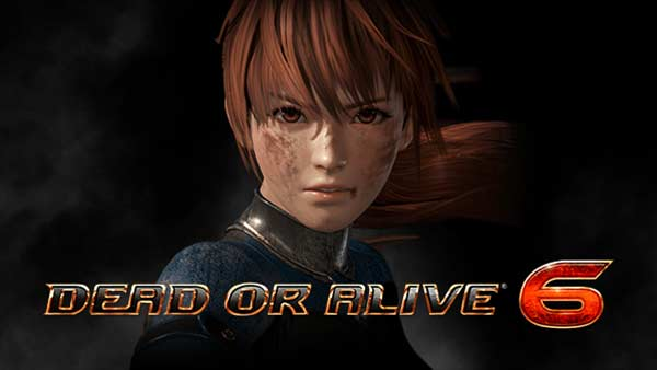 DEAD OR ALIVE 6 Digital Pre-order And Pre-download Available Now