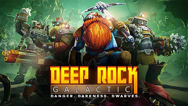 Deep Rock Galactic is now available for Xbox One and Windows 10 devices