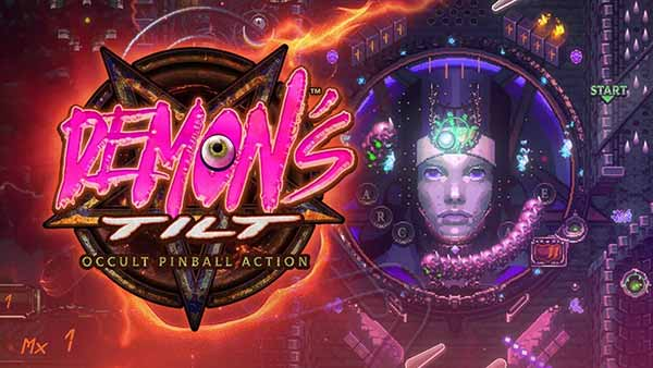 DEMON'S TILT is now available on Xbox One and Windows 10 with Xbox Play Anywhere