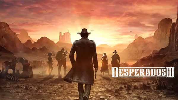 Desperados Iii Out Now For Xbox One Ps4 And Pc Xboxone Hq Com