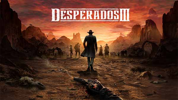 Desperados 3 launches June 17th; XBOX digital pre-order available now