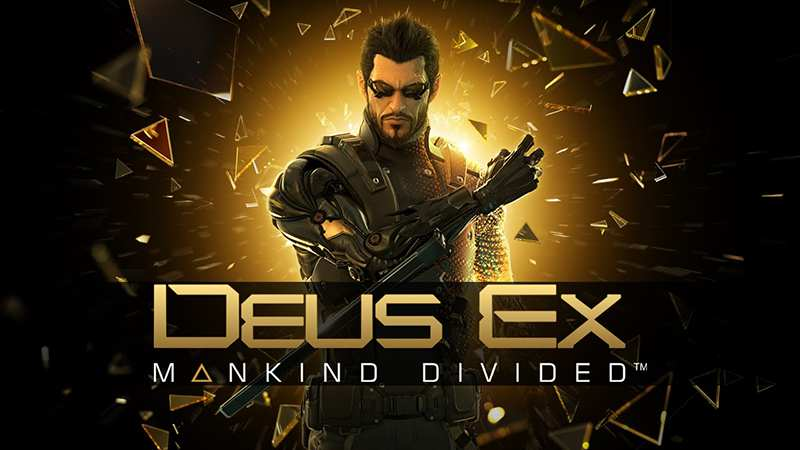 Deus Ex: Mankind Divided Releases on Xbox One, PS4 and PC!