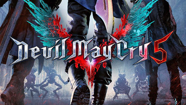 Devil May Cry 5 (DMC5) - Out Now For Xbox One, PS4 and Windows PC