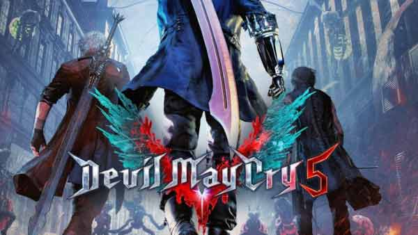 Devil May Cry 5 Xbox Exclusive Demo Available Now On Xbox Live