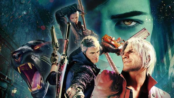 Devil May Cry 5 Special Edition XBOX SERIES X/S Digital Pre-order Is Available Now