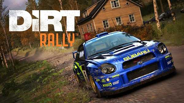 DiRT Rally for Xbox One, PlayStation 4